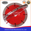 115mm Sandwich Type Circulaire Diamond Saw Blade for Béton