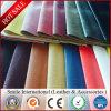 Кожа листа PVC PVC PU свободно образца синтетической выбитая кожей имитационная