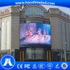 Publicidad al aire libre del uso al aire libre vivo perfecto de la imagen P10 SMD3535