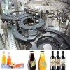 máquina de rellenar de la cerveza automática de la botella de cristal 3in1