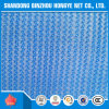 Blauer Monotyp HDPE Aufbau-Sicherheitsnetz