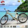 Legierungs-Rahmen-Rückseiten-Motor-MTB E-Fahrrad Vorderseite-Aufhebung-Gebirgsroller