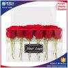 Коробка хранения цветка изготовленный на заказ высокого качества смешная акриловая