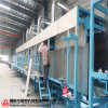 Máquina de espuma de poliuretano automática e continuamente