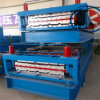 機械を形作る2つのローラーロール