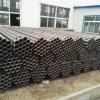 Tubulação de aço lisa mergulhada de ASTM A53 BS1387 & desencapada quente de carbono da extremidade ERW