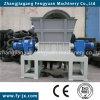 A reciclagem de plástico Máquina Triturador de Eixo Duplo