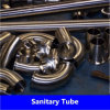 Dairy (316L)를 위한 ASTM A270 Stainless Steel Sanitary Tube