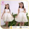 Платье венчания младенца детей, платье девушки вечера платья партии