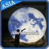 2m Inflatable Globe Printing Balloon Inflatable Moon Ball