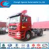 De vrachtwagen van de Tractor van het Gewicht 35ton van de Bestseller HOWO 4X2 Slepende