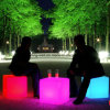 Mehrfarben-LED-heller Würfel-Schemel/Prüftisch/Stuhl