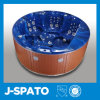 Factory Hot Hot Outdoor SPA Tub AND Outdoor Bathtub with LED Light