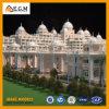 高品質のABS不動産モデルか作る建築モデルか商業建物Models//Houseのモデルかドバイやし島のヒスイのYourplaceのアパートモデル