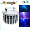 4pcs interminable fase de 3W LED de la espada de luz efecto