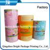 Пластиковой упаковки Film Roll, влажных салфеток упаковки пленки