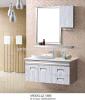 Combo moderne de vanité de salle de bains d'acier inoxydable de vente de salle de bains rapide de Module (LZ-5685)