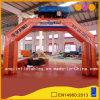 Arco di pubblicità gonfiabile su ordinazione della fabbrica della Cina per la decorazione esterna (AQ53186)