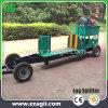 De automatische Elektrische Hydraulische Houten Verdelende Machine van het Logboek