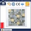 クリスタルグラスおよび大理石の石造りのモザイク・タイルGS83007