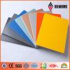 PVDFアルミニウムComstructionの会社の最新の建築材料の価格の熱販売