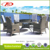 Mobilia esterna calda del giardino che pranza insieme (DH-6113)