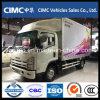 Isuzu Kv600 Van Truck refrigerato 4X2 per il camion fresco Euro5 di refrigerazione
