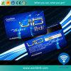 Pré-impresso o leitor de cartão inteligente de adesão magnética de RFID