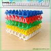 Nieuw Plastic het Stapelen van het Ontwerp Ei die het Dienblad van 30 Gat bewegen