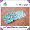 Etiqueta/Adesivo autocolante com a impressão para limpeza de superfícies