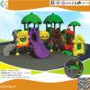 De Openlucht Plastic Apparatuur van uitstekende kwaliteit van de Speelplaats voor Kinderen