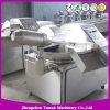 Picadora de carne de enchimento vegetal comercial do misturador do interruptor inversor que enche a máquina do cortador