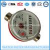 Medidor de água Jato único para medidores de água quente / fria Tipos secos