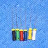 H-Files 25mm # 15-40 en acier inoxydable dentaires Instruments d'endodontie