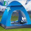 يخيّم خيمة مسيكة مزدوجة لأنّ سفر