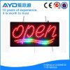 Hidly rectángulo Sensible muestra del LED abierto