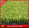 高品質のスポーツのための擬似泥炭の緑のテニスの人工的な草