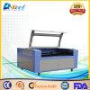 Cortador do laser da máquina do CNC para o preço de couro de madeira da espuma