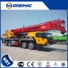 Grúa móvil hidráulica de la tonelada los 43.7m de Sany 50 en Argelia Stc500s