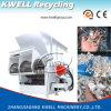 Einzelne Welle, die System, Plastikaufbereitenreißwolf für PE/PP/ABS/PA/PVC zerreißt