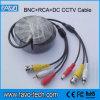 Câble de cuivre pur de l'écran protecteur BNC pour des caméras de sécurité de télévision en circuit fermé