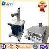 машина маркировки неметалла металла лазера волокна 30W для медного сбывания