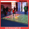 Visualización ultra brillante de P12.5 LED Dance Floor para la alameda de compras