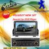 Nuevo 307 reproductores de DVD del coche del Special de Peugeot