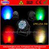 het Binnen LEIDENE 54*3W RGBW Licht van het PARI voor Stadium/Huwelijk