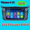 Toyota를 위한 Navigation System Special를 가진 Dash Car DVD GPS에서 2013 RAV4 (IY8018)
