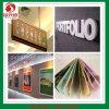La fabrication du PVC feuilles rigides pour Publicité