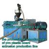 Chaîne de production en plastique de feuille