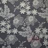 Merletto tessuto Crochet del tessuto di cotone del merletto degli accessori dell'indumento