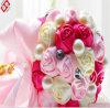 Fiore nuziale del mazzo della decorazione superiore di cerimonia nuziale di alta qualità della seta artificiale